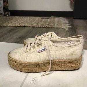 SUPERGA espadrille sneakers W8